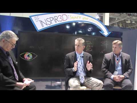 A Conversation about 3D Printing: ClearVision Optical's Vision Expo West Event