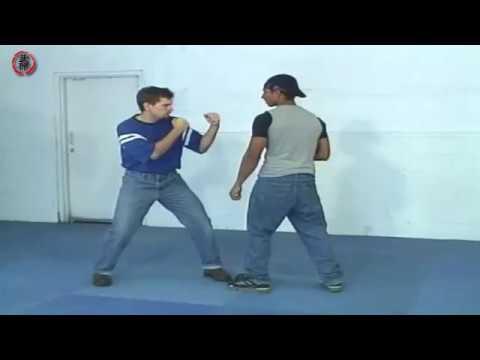 Box8 - Boxing Street Self-Defense Techniques 1 - Chris Getz