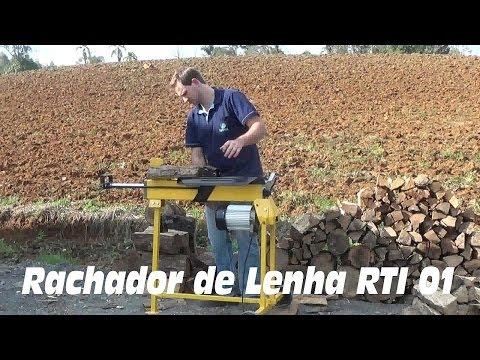 Rachador de Lenha Elétrico Lippel - RTI 01