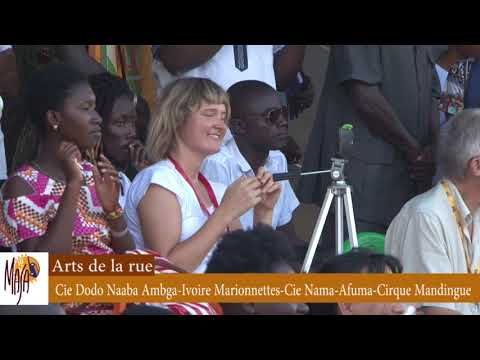 COTE D'IVOIRE: MASA 2018 - ARTS DE RUE
