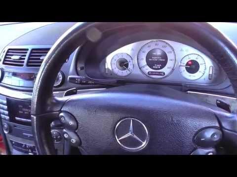 Mercedes SRS Airbag Light Reset Kit - MD702