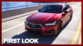 Acura's Type S is back with the 2021 TLX by Roadshow