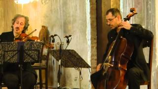 John William - Tema da Schindler's List - THE PALM COURT QUARTET