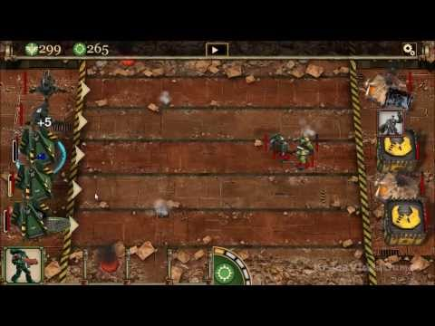 Warhammer 40K: Storm of Vengeance Gameplay