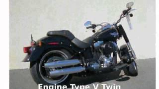 2. 2011 Harley-Davidson Dyna Glide Fat Bob - Info