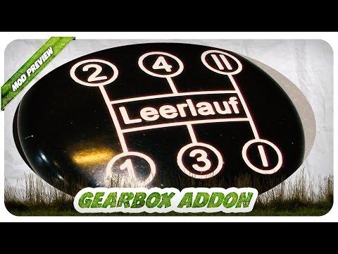 Gearbox Addon v0.8 Beta