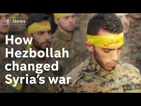 How Hezbollah changed the war in Syria