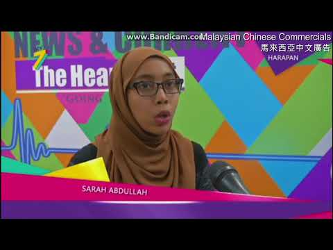 [Goodbye old ntv7!] ntv7 new look preview on Edisi 7 1.30pm 4th March 2018 (видео)