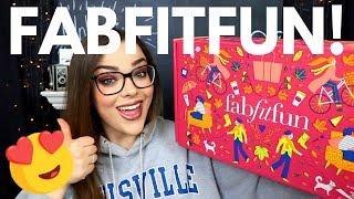 Video WOW! A $350 Value?!? | FabFitFun Fall 2018 Unboxing! MP3, 3GP, MP4, WEBM, AVI, FLV Desember 2018