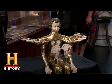 Pawn Stars: ONE-OF-A-KIND CREEPY ART WORTH A PRETTY PENNY (Season 12) | History