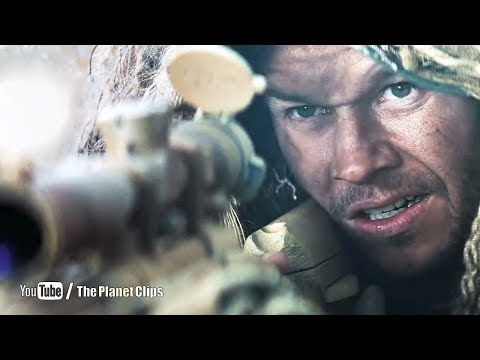 Sniper At His Job | Mark Wahlberg as Shooter | Shooter (2007 film) Scene