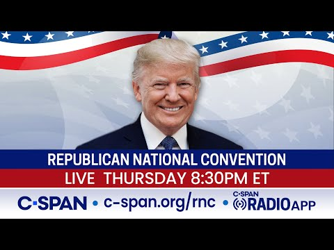 Republican National Convention (Day 4)