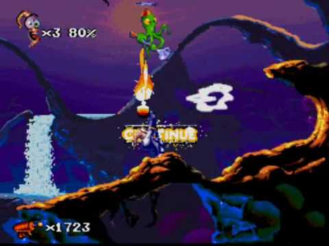 earthworm jim 2 super nintendo cheats