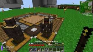 Etho MindCrack FTB - Episode 32: Track to Biomass