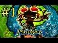 Let's Play: PsychoNauts Gameplay Wathrough | Part 1 | SUMMER CAMP BEGINS!