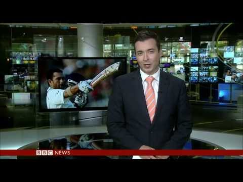 Sachin Tendulkar Retires - BBC World Special
