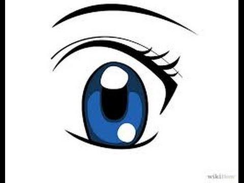 Let's Draw-Augen zeichnen