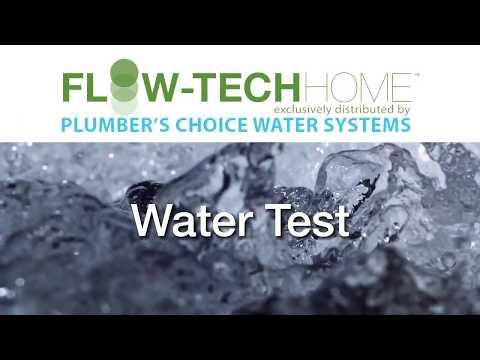 Flow-Tech Water Test