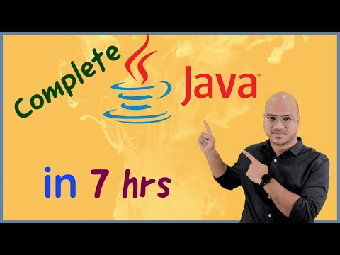 Java Tutorial For Beginners | Full Course