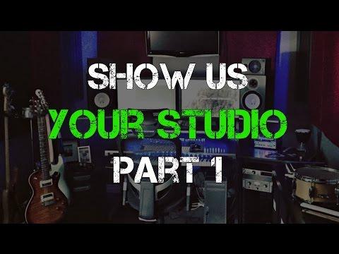 Show Us Your Studio Pt.1 - Warren Huart: Produce Like A Pro.