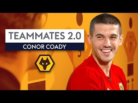 Pranked by Jamie Carragher?! | Conor Coady | Wolves | Teammates 2.0