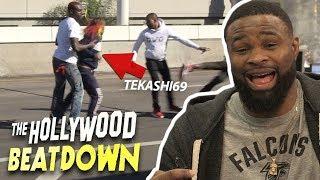 Video Tyron Woodley Breaks Down Tekashi69 LAX Brawl | The Hollywood Beatdown MP3, 3GP, MP4, WEBM, AVI, FLV Juni 2018