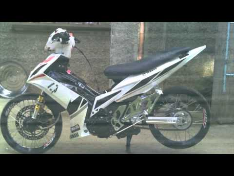 sniper yamaha 135 the making