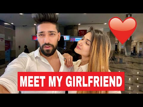 Meet My Girlfriend ❤️ | Rohit Khatri Fitness