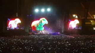 Depeche Mode Live in Rome 2017 - Enjoy the Silence - YouTube