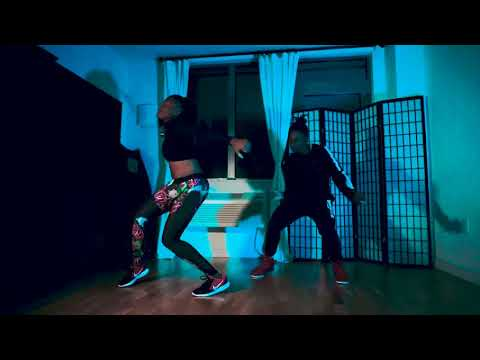 Stefflon Don - Hurting Me (Remix) Ft Sizzla, Sean Paul & Popcaan | Dancehall Choreography