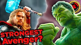 Video Film Theory: Is Thor STRONGER Than The Hulk? (Thor: Ragnarok) MP3, 3GP, MP4, WEBM, AVI, FLV Februari 2019