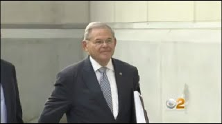 Jury selection began Tuesday in the federal corruption trial of New Jersey's Senior Sen. Robert Menendez.