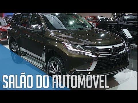 Salão do Automóvel SP 2018 - Novidades da Mitsubishi