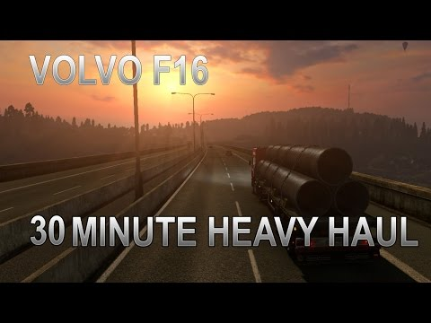 Volvo F16 Open Pipe Sound v1.0