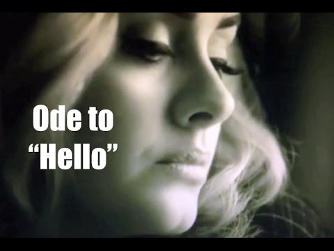 Ode to HELLO,  A Musical Montage