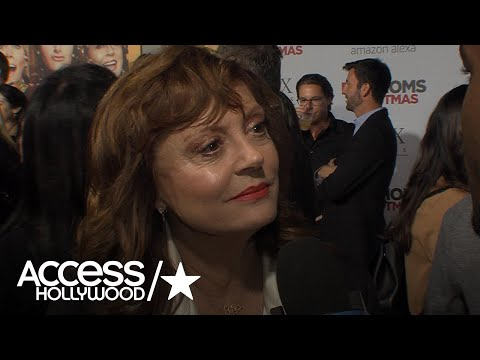 Susan Sarandon Weighs In On The Kevin Spacey Controversy | Access Hollywood
