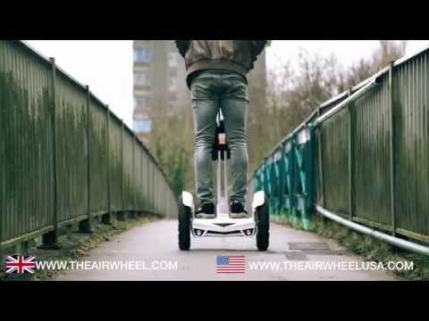 Видео Airwheel S3