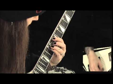 "Alexi Laiho Performs ""Blooddrunk"""