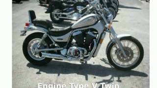 9. 2004 Suzuki Intruder 800 Walkaround and Info