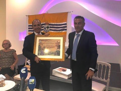Cena Homenaje «Isleño del Año 2019» Augusto Thassio.