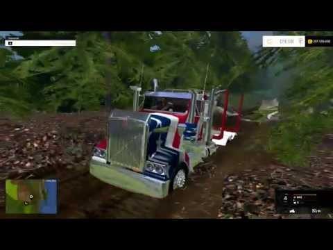 THUNDER WOOD US TRUCK TFSGROUP v2.0