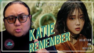 Producer Reacts to Katie
