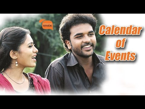 Endendu Ninagagi | Calendar Events | Vivek, Deepa Sannidhi