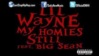 Thumbnail for Lil Wayne ft. Big Sean — My Homies Still