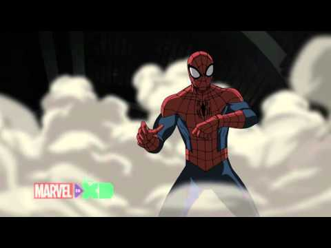Ultimate Spider-Man: Web-Warriors 3.25 (Clip)