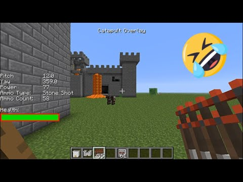 Ancient Warfare Mod Minecraft 1.3.2 TUTORIAL PL