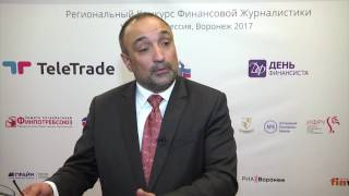 Интервью исполнительного вице-президента Ассоциации Российских Банков Эльмана Мехтиева