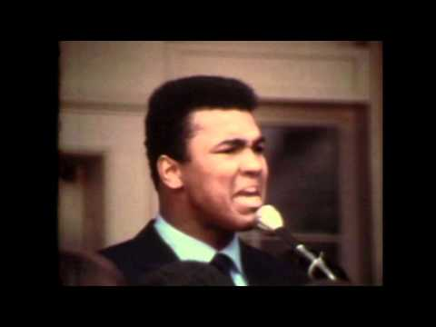 The Trials of Muhammad Ali Clip 'Do This for a Living'