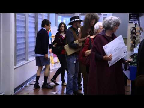 Portlandia accurately presents your average Post Office experience