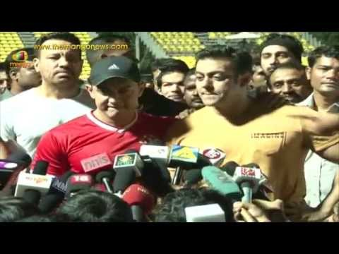 Aamir Khan Daughter Ira Khan Charity Football Match  Salman Khan  Hrithik Roshan